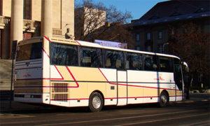 Autobus z normą EURO 4