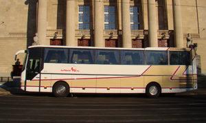 Bok autobusu MAN A03