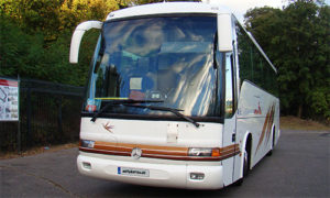 Nasz autobus, który przewiezie 56 osób