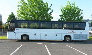 Bok autobusu Renault FR1