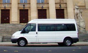 Ford Transit na 13 osób