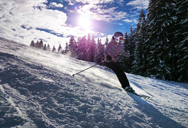 Z nami pojedziesz na narty.