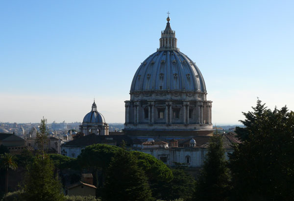 Pielgrzymka do Watykanu.