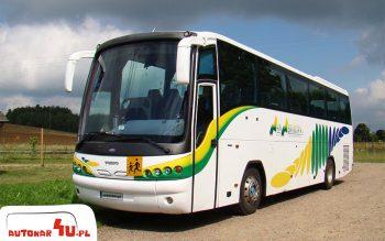 Autobus Volvo - 56 miejsc