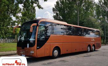 MAN R08 Lion's Coach dla 58 pasażerów