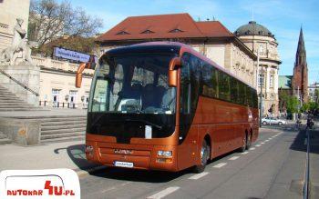 Komfortowy autokar MAN R08 Lion's Coach
