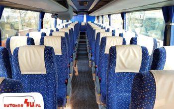 56 foteli w Mercedes Noge Touring